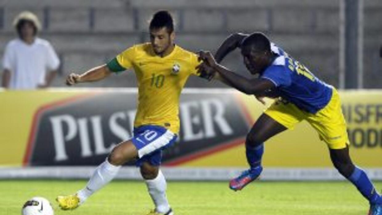 Debut con dudas el de la selección brasileña en el Sub 20, apenas logró...