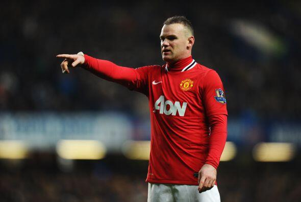 El '10' y capitán del United hizo el gol que le daba esperanzas de reacc...