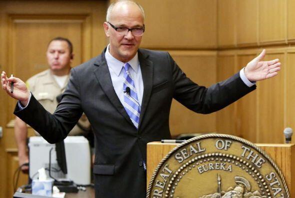 Marvin Putnam abodado de de AEG Live aseguró durante el juicio que fue M...