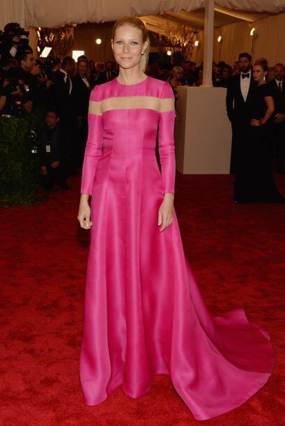 Gwyneth Paltrow podrá haber sido elegida como la mujer más bella del mun...