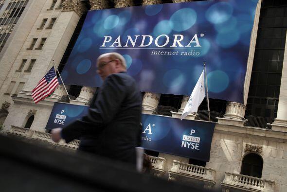 """""""Cómo lo vea, el debut de Pandora resultó exitoso"""", comentó Tony Wible,..."""