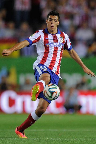 Raúl Jiménez ya conoce lo que significa el Derby de Madrid pues particip...