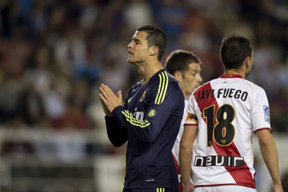 Cristiano Ronaldo y sus compañeros querían lograr su primer triunfo en l...