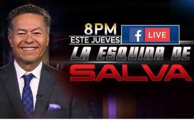 El nuevo programa de Salvador Cruz todos por jueves por la cuenta de Fac...