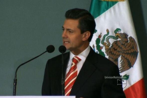 A dos semanas de que el presidente electo de México, Enrique Peña Nieto...