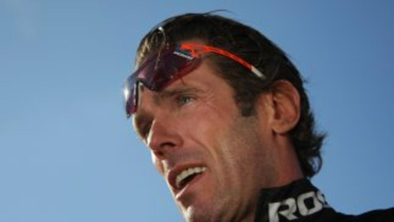 El ex ciclista italiano indicó que los controles antidopaje son mayores...