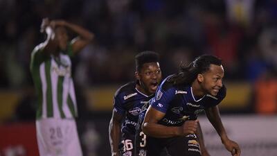 Independiente del Valle empató con Atlético Nacional y definirán al campeón en Colombia