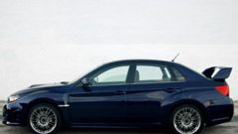 Impreza  WRX STI Limited 2011