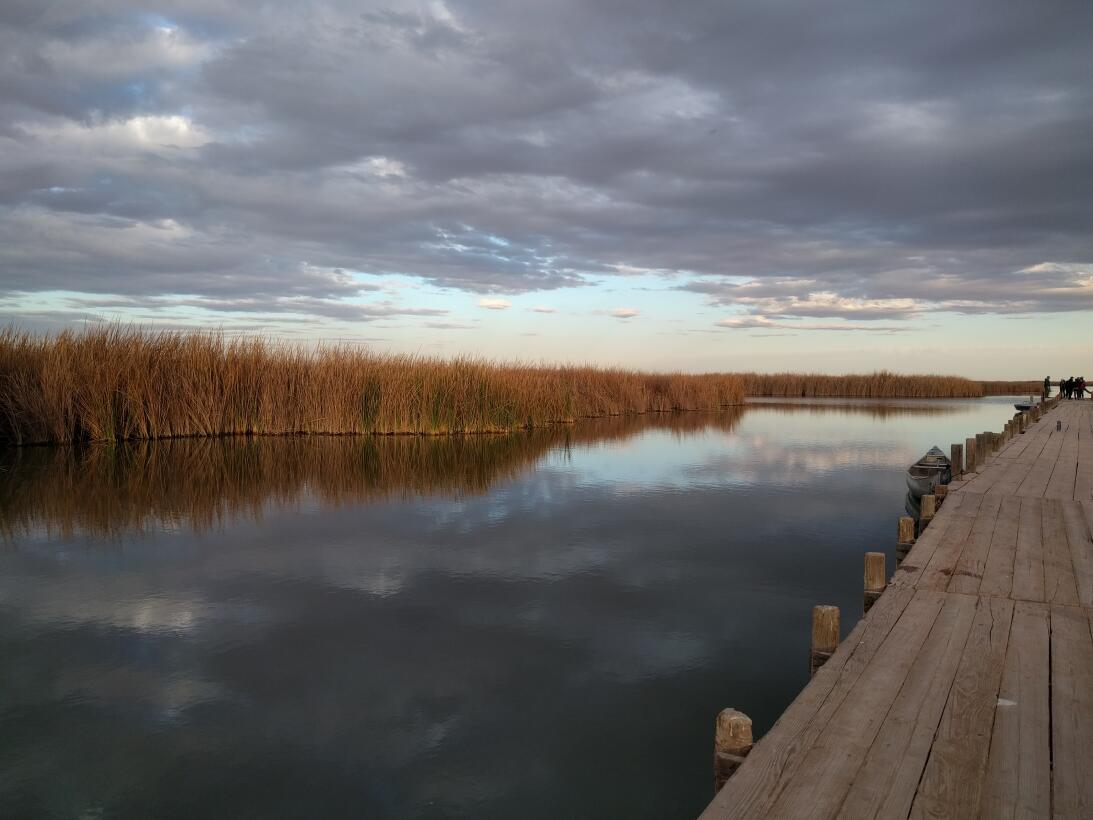 En fotos: Escenas cotidianas en la cuenca baja del río Colorado  img-201...