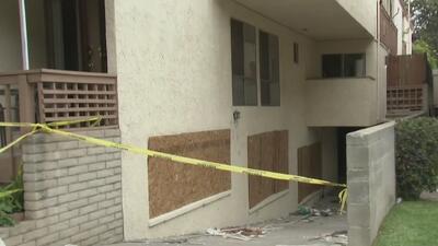 Una explosión de gas natural provocó evacuaciones y temor en una zona de Glendale