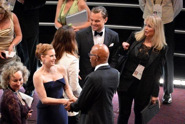 Leonardo DiCaprio fue de los más solicitados por sus compañeros actores....