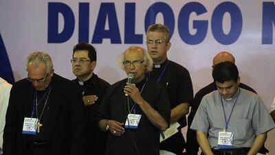 El diálogo encalla en Nicaragua ante la negativa del gobierno de discutir democratización del país