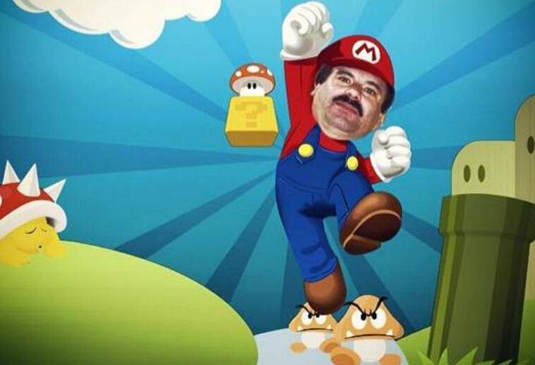 ¡Con la nueva fuga del Chapo Guzmán llegó la burla a...