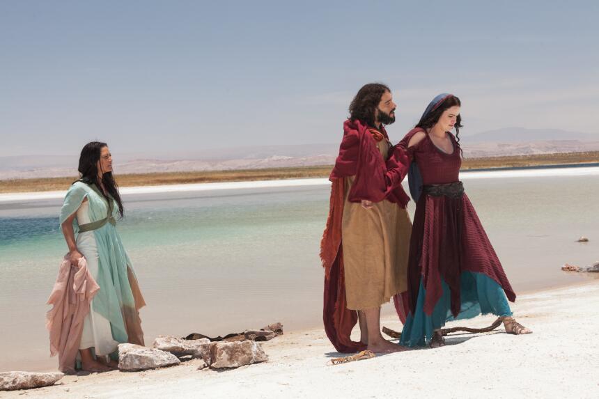 José de Egipto, las mejores fotos detrás de cámaras | José de Egipto s13...