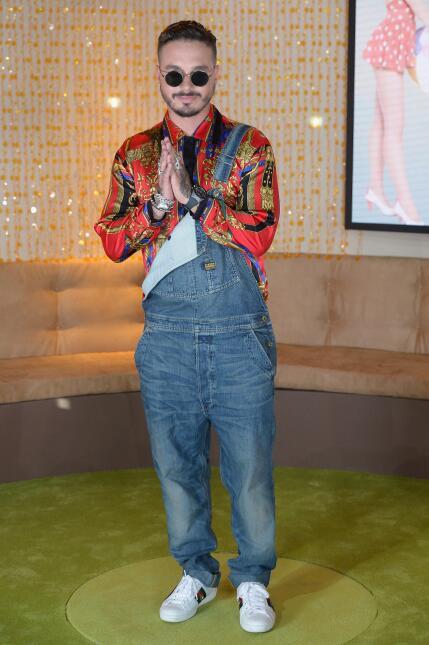 Los hombres fueron los verdaderos fashionistas de la noche de Premios Ju...