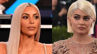 Kim Kardashian vs Kylie Jenner