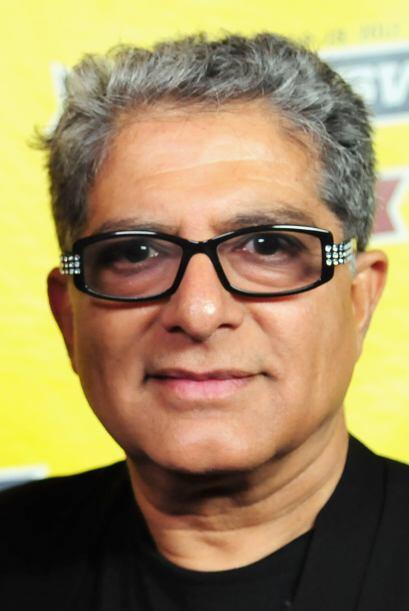 DEEPAK CHOPRA- El médico, escritor y conferencista hindú ha recaudado en...