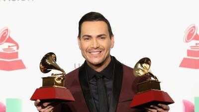 Víctor Manuelle confiesa la particular forma de componer que podría llevarle a ganar 2 Latin GRAMMY