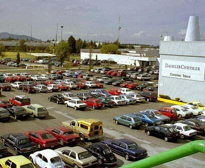 Eliot Margolis Freedman, director de la Chrysler en México, perma...