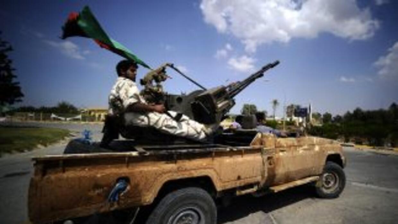 En seis meses de insurrección contra el régimen de Muamar Gadafi han mue...