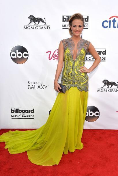 ¿Qué tal el vestido de Carrie? Mira aquí lo último en chismes.