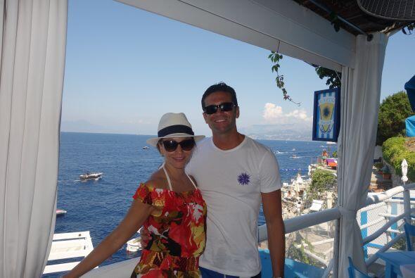 Tras despedir a sus invitados, el matrimonio viajó a Italia para disfrut...