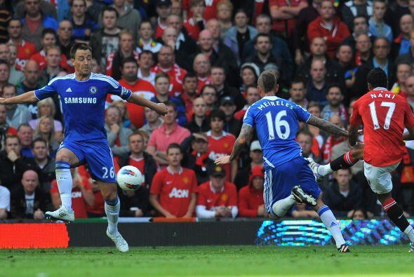 Y se destapó con una joya de gol tras jugada individual y un disparo de...