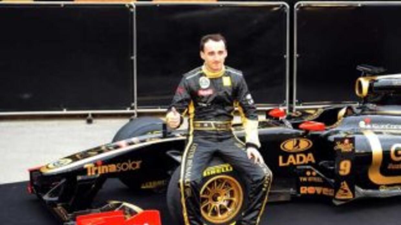 Kubica, de 26 años, un apasionado de los rallies y debía volver a Valenc...