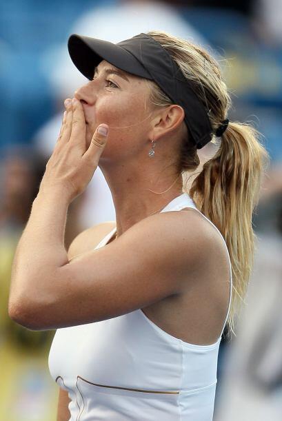 Aún falta el US Open y podría comenzar a pisarle los talones a Carline W...