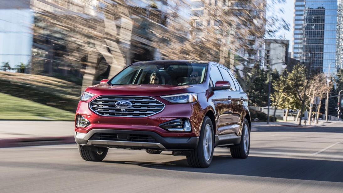 Ford Edge 2019