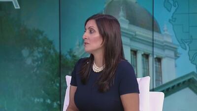 Jeanette Núñez, la primera mujer hispana en ser escogida como fórmula de un candidato a la Gobernación de Florida