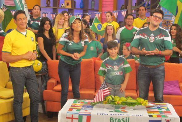 Al igual que Karla, todos esperamos que la selección mexicana sea la tri...