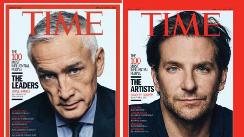 100 personalidades más influyentes de TIME