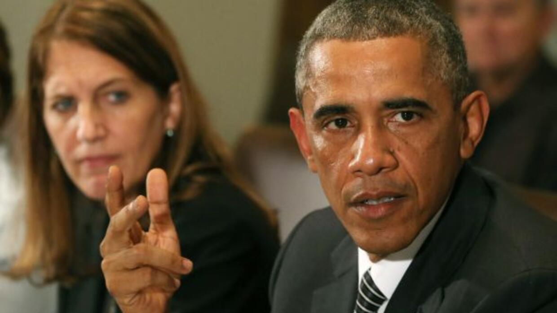 La Casa Blanca dio a conocer fragmentos del discurso de Barack Obama sob...