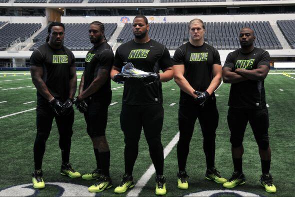 Estas cinco estrellas de la NFL son sólo algunos de los muchos que están...
