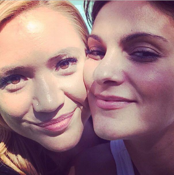 """Almas gemelas"", así tituló esta 'selfie' Mariana Seoane dedicada a su a..."