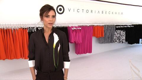 De Spice Girl a diseñadora, Victoria Beckham sorprende con su nueva cole...