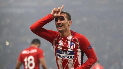 En fotos: así fue el triunfo de Atlético de Madrid para coronarse en Europa League