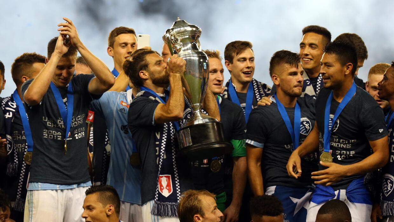 Sporting KC, otra vez ganador de la Copa Abierta de EE.UU.