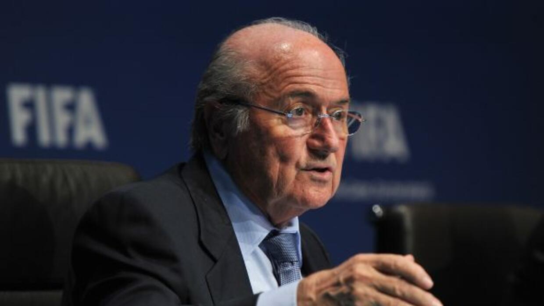 El presidente de la FIFA sigue llevando el fútbol a diferentes lugares e...
