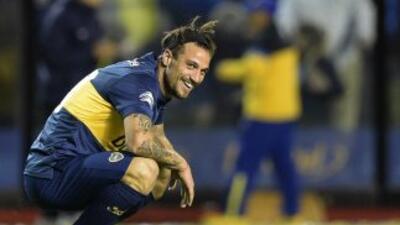 Pablo Daniel Osvaldo se unió a Boca Juniors para el primer semestre de 2015