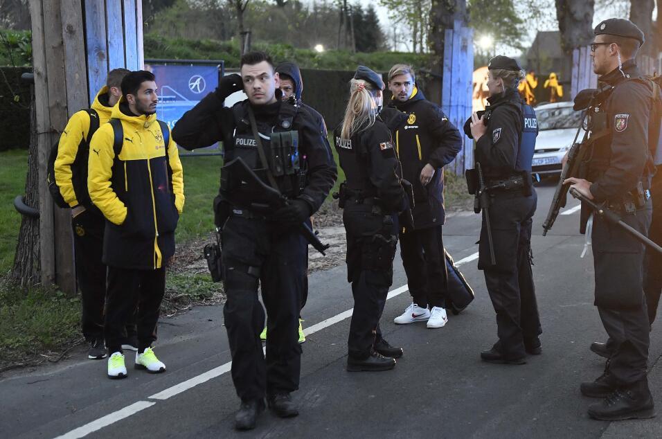 Borussia Dortmund tendrá unidad de protección de élite para evitar nuevo...