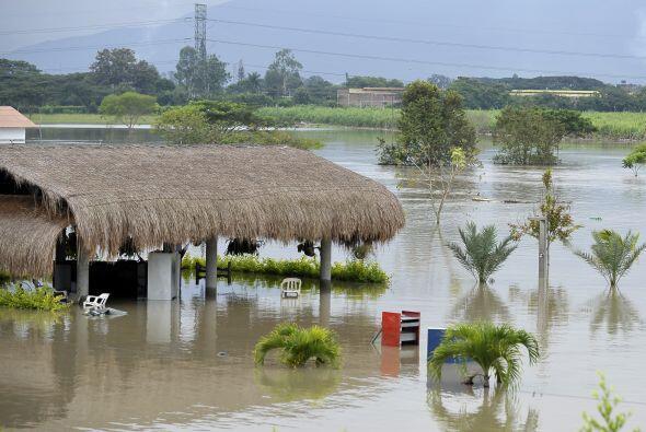 En el año las lluvias han provocado en Nariño la muerte de 14 personas,...