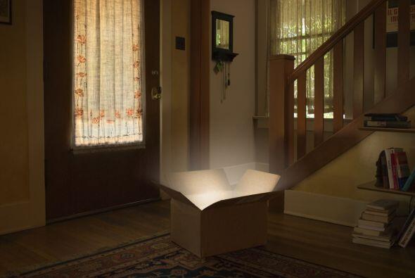 Cuando esa casa queda vacía y alguien sensible entra, percibe inmediatam...