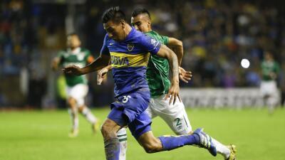 Boca Juniors cumple con tramite ante Deportivo Cali y se apodera del Grupo 3