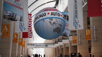 Auto Show de Chicago