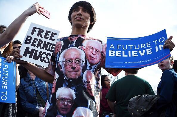 Bernie Sanders a la conquista de NY