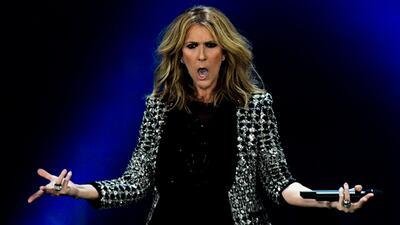 """""""Mi suerte no ha sido muy buena"""": Celine Dion se ve obligada a cancelar su show en Las Vegas"""