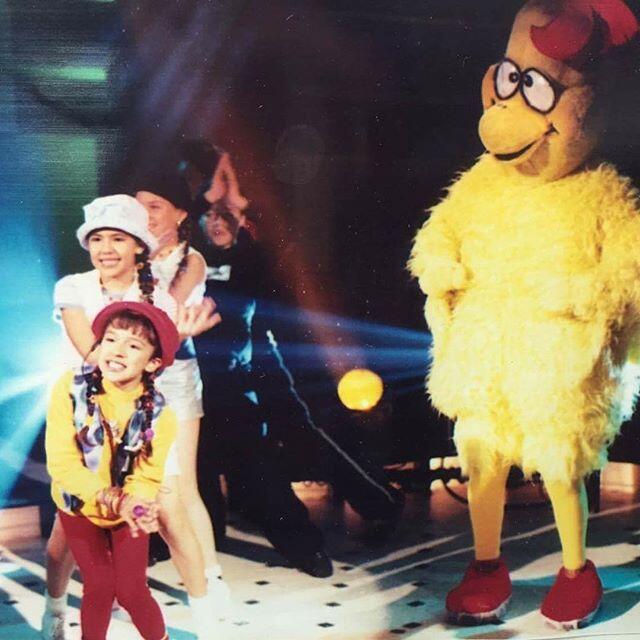 Mira la transformación de la cantante del 'Piquito de pollo'.