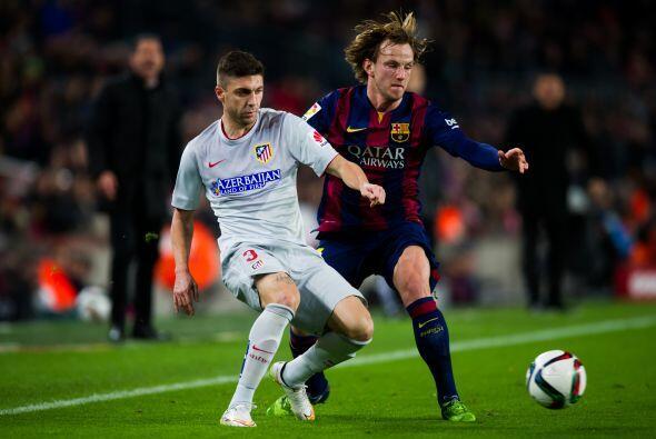 El encuentro fue muy intenso desde los primeros minutos con un Atlético...